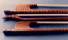 Baroque bows